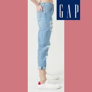 GAP Authentic Boyfriend Jean